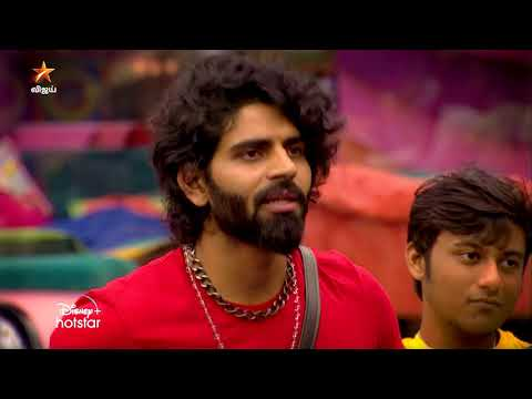 Bigg Boss Tamil Season 4  | 19th October 2020 - Promo 3