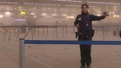 Mayhem in Brussels airport: Immediate aftermath of Zaventem bombings