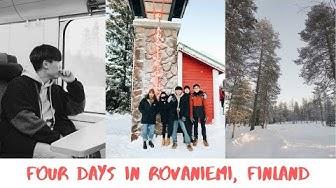 Four Days in Rovaniemi, Finland / a travel vlog