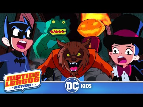 Justice League Action | House Of Mystery