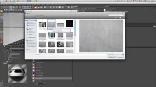 Cinema 4D Tutorial (видео урок) Art sphere.