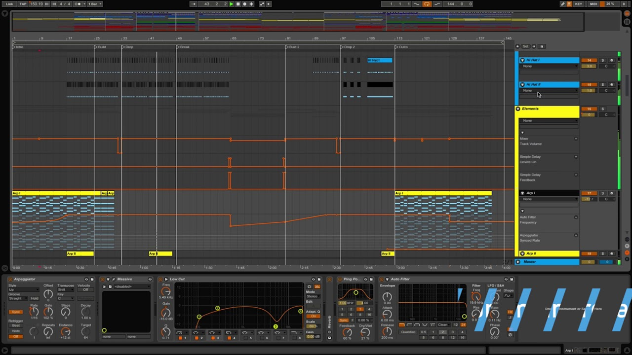 dubstep ableton template are u serious youtube. Black Bedroom Furniture Sets. Home Design Ideas