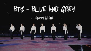 BTS - BLUE AND GREY Empty Arena Concert Audio \Use Earphones\