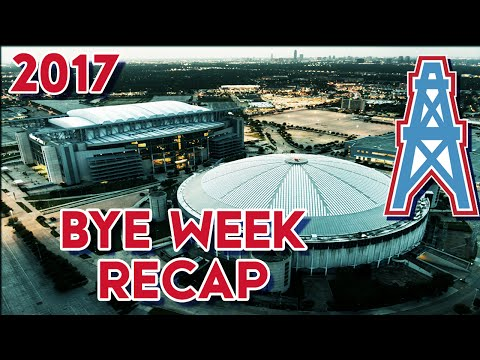 Madden 15 Franchise Mode - Houston Oilers | Season 4 BYE WEEK Recap