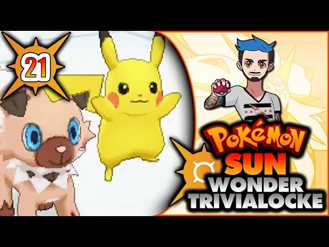 21 | FOUNDATION OF LOVE | Pokémon Sun Wonder Trivialocke