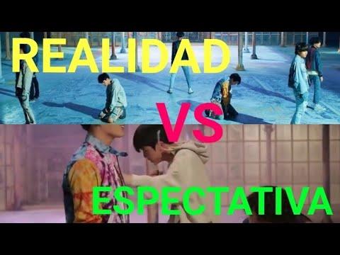 Download BTS FAKE LOVE Expectativa VS Realidad