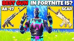 10 BEST GUNS in Fortnite (SEASON 7)