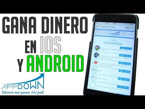 AppDown  �Gana Dinero FACIL! Con iOS y Android