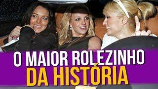 Baixar O Maior Rolezinho da História: Britney, Paris e Lindsay