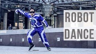 ROBOT DANCE SHOW: GRAVITATION (NEW)