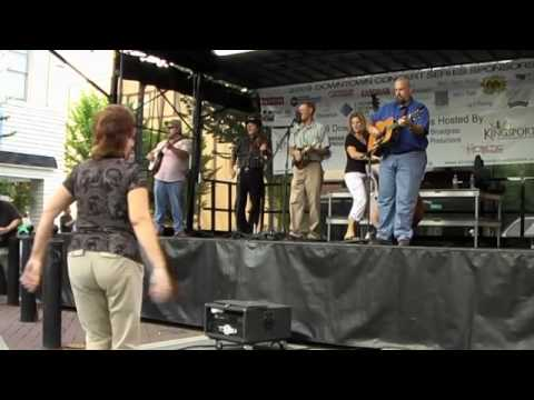 Appalachian Trail at Bluegrass On Broad- Traditional Fiddle Music