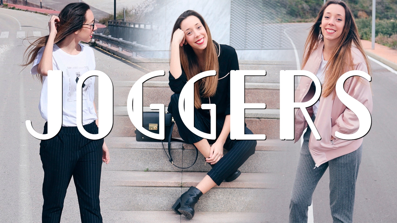 ¡4 Cómo Joggers Muñoz Outfits Combinar Youtube Laura TCPCwExq