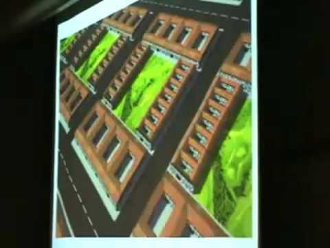 Dr. Daniel Lordick - Architectural fractals