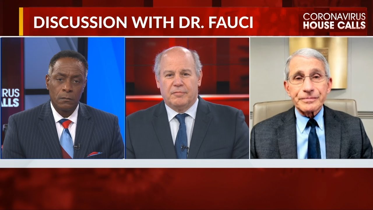 Exclusive Interview with Dr. Anthony Fauci | Coronavirus House Calls | May 23 | Nexstar Media Group