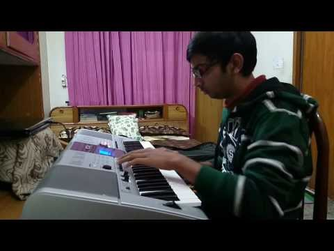 Main Hoon Don Instrumental (Keyboard Cover - by Nikhil)
