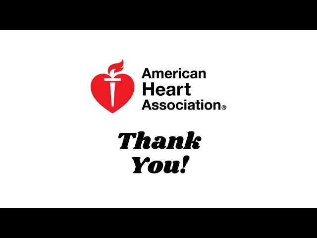 Jake's American Heart Association Video