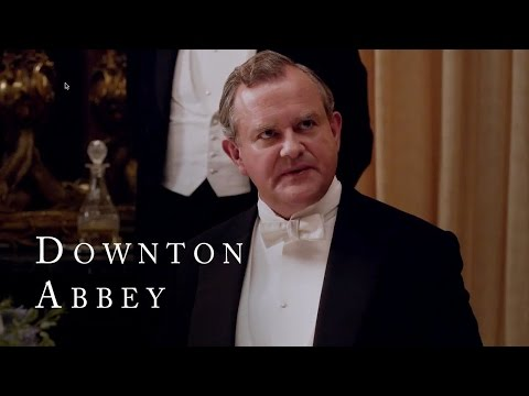 Tension at the Dinner Table | Downton Abbey | Season 5