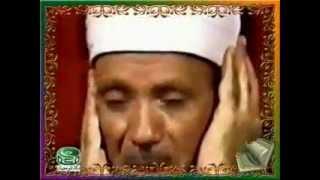 سورة الضحى بنفس واحد من إعجاز القارئ الشيخ عبدالباسط عبدالصمد