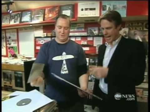 Rainbo Vinyl Record Pressing