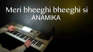 meri bheeghi bheeghi si ᴴᴰ -(Anamika)-INSTRUMENTAL COVER