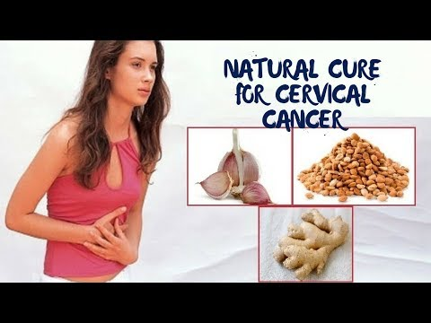 NATURAL CURE FOR CERVICAL CANCER