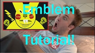 bo3 merkmusic pikachu emblem tutorial