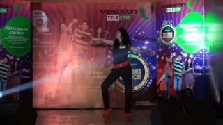 videocon telecom young manch 2 city finale ludhiana aditi