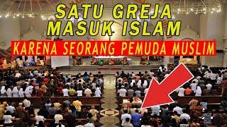 Download lagu KISAH NYATA!! SATU GEREJA MASUK ISLAM OLEH SEORANG PEMUDA MUSLIM YANG MENJAWAB 22 PERTANYAAN