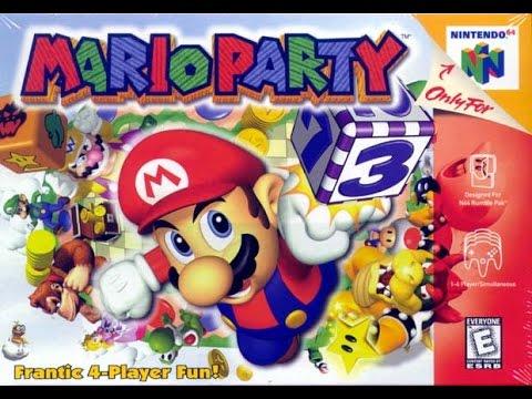 Mario Party 1 (Nintendo 64)