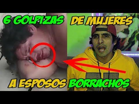 7 GOLPES DE ESPOSAS A MARIDOS BORRACHOS - Loco IORI