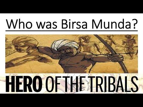 WHO WAS BIRSA MUNDA || INDIAN TRIBAL MOVEMENT || MODERN INDIA - STUDY IAS