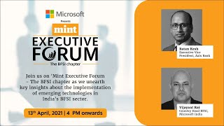 Mint Executive Forum