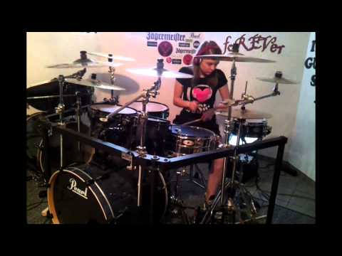 Drumcover - Green Day - Wild One