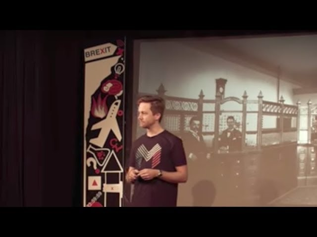 A revolution in banking is coming | Tom Blomfield | TEDxLSE