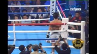 Omar NARVAEZ vs Naoya INOUE - WBO - Full Fight - Pelea completa
