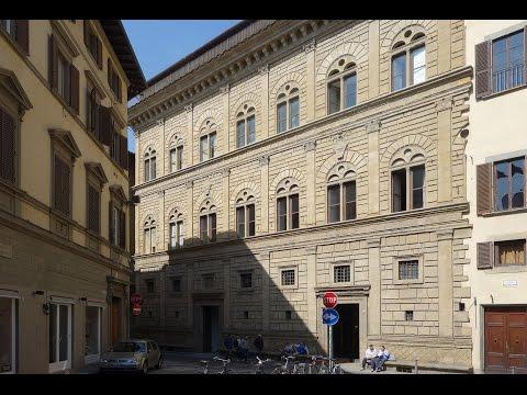 Alberti, Palazzo Rucellai