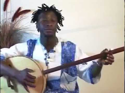 How to Play the Akonting with Sana Ndiaye Segment Three: Sana's Original Songs