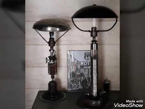 Metal soudure création meuble acier /bois/lampe....#miklaciercréation