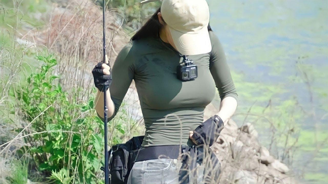 폭염에 낚시하면 이렇게 됩니다🔥 This is what happens when you fish in a intense heat