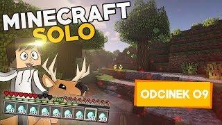 Maszynownia i Szklarnia Zimowa   Minecraft SOLO #09   Sezon 2019   SoloBox