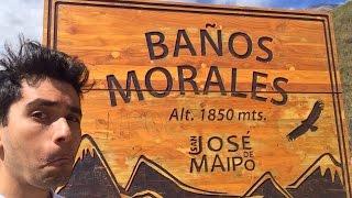 Ultra Pique a BAÑOS MORALES (San José de Maipo - Cordillera Chile)