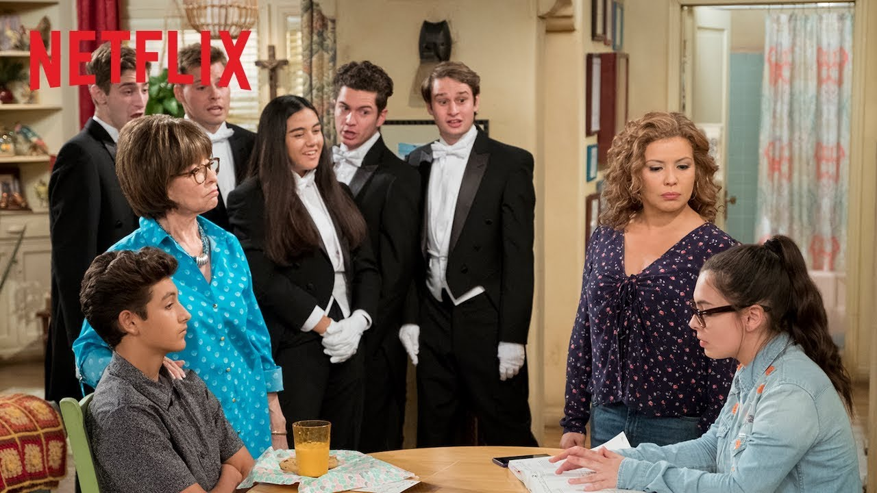 Download One Day At a Time: Season 3 | Date Announcement [HD] | Netflix