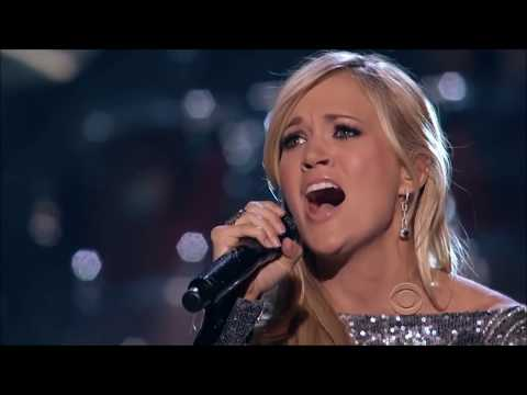 Carrie Underwood - How great thou art (feat. Vince Gill) 2011 ACM Girls Night Out