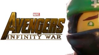 The LEGO NINJAGO Movie Trailer - (Avengers Infinity War Style)     Aiky Style