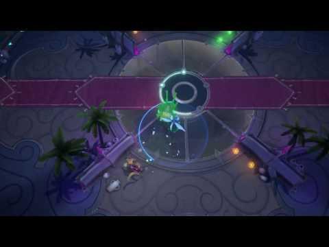 видео: battlerite — новый чемпион: pestilus