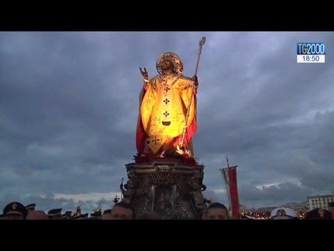 A Bari la processione di San Nicola. La storia di una devozione che arriva fino in Russia