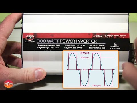 SCA 300W Power Inverter Review