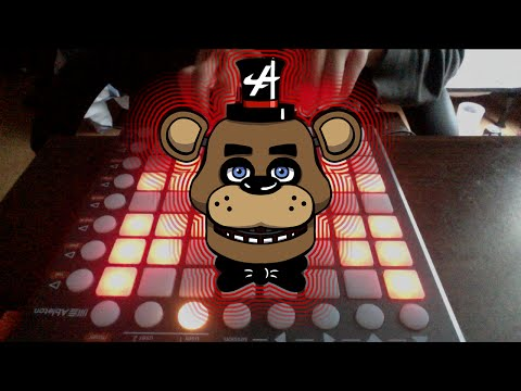 Five nights at freddy's (fnaf) launchpad video!