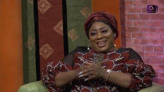 AYO ADESANYA on Gbajumo TV