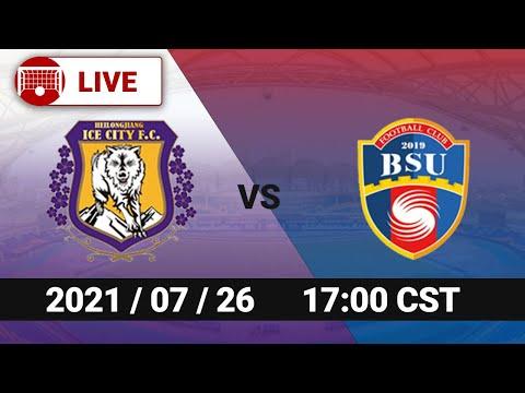 LIVE | Heilongjiang vs Beijing BSU | 黑龙江冰城 vs 北京北体大 | 2021/07/26 17:00 CST